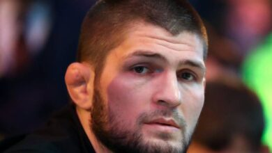 Photo of Khabib Nurmagomedov Biography,Weight,Height,Body,Career,Age and More