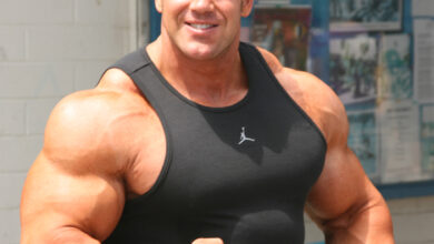 Photo of Jay Cutler Biography,Weight,Height,Body,Career,Age and More