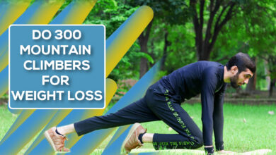 Photo of Do Daily 300 Mountain Climber for Weight Loss